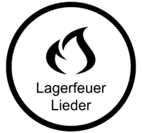 Lagerfeuer Lied lernen Logo.png